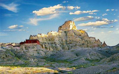 Городище Царства Гугэ, Тибет, Западный Тибет